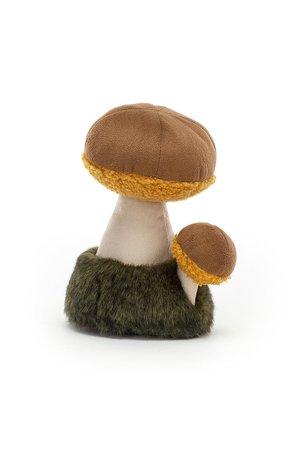 Jellycat Limited Wild nature boletus mushroom