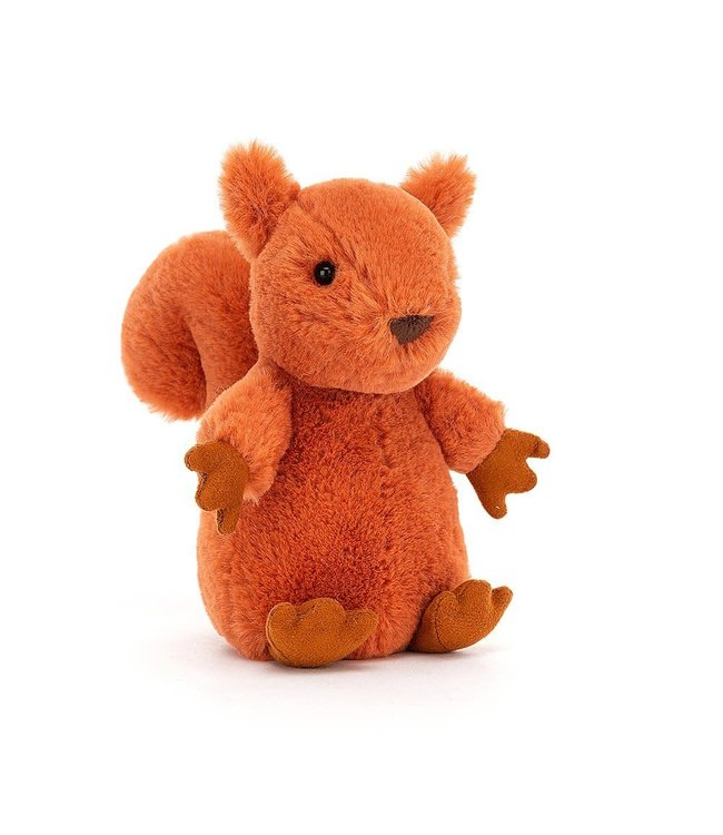 Jellycat Limited Nippit squirrel