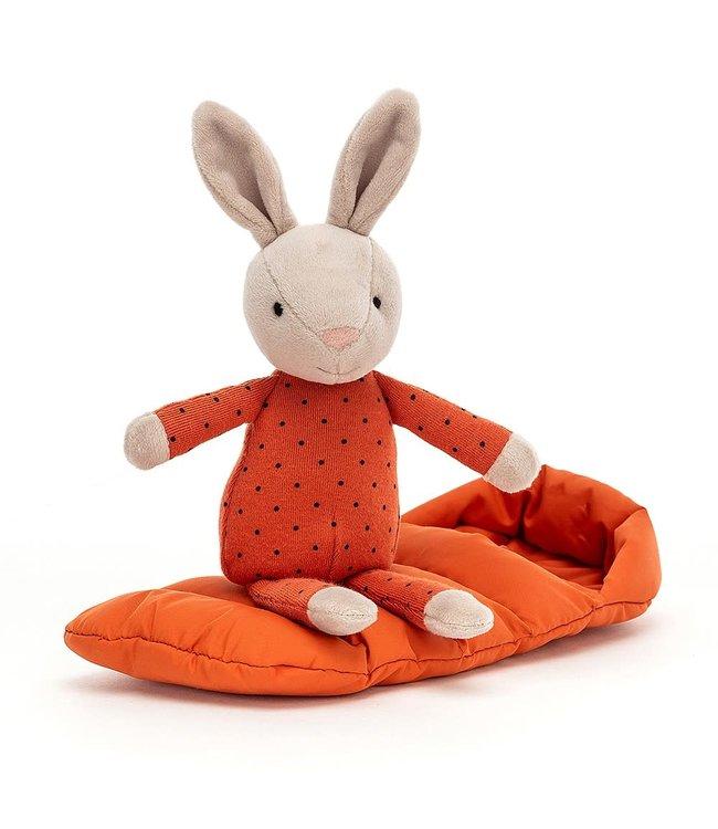 Jellycat Limited Snuggler bunny