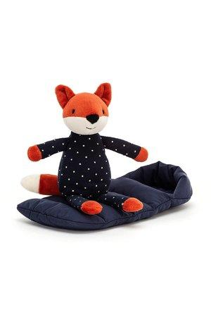 Jellycat Limited Snuggler fox