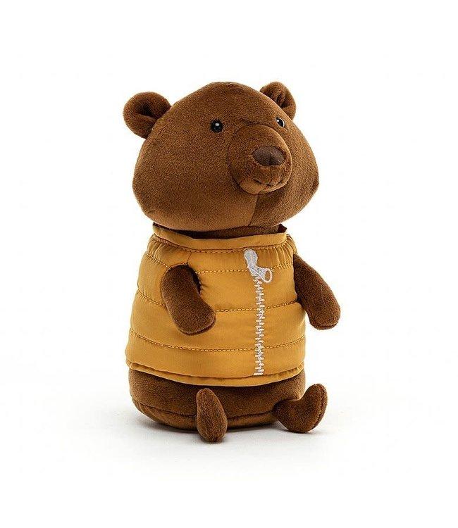 Jellycat Limited Campfire critter bear