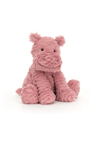 Jellycat Limited Fuddlewuddle hippo