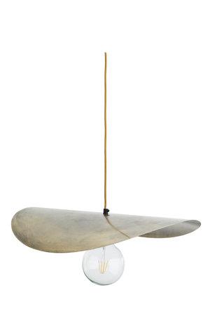 Iron ceiling lamp