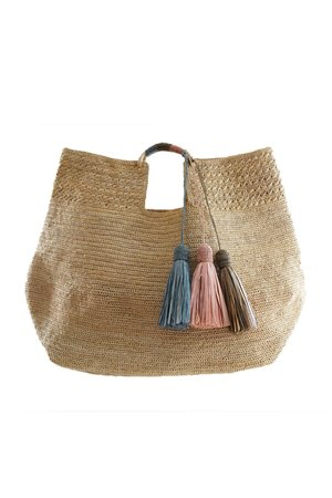 Made in Mada Lucienne bag - natural