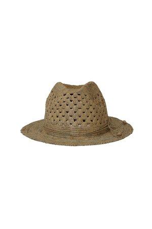 Made in Mada Elisabeth hat - tea