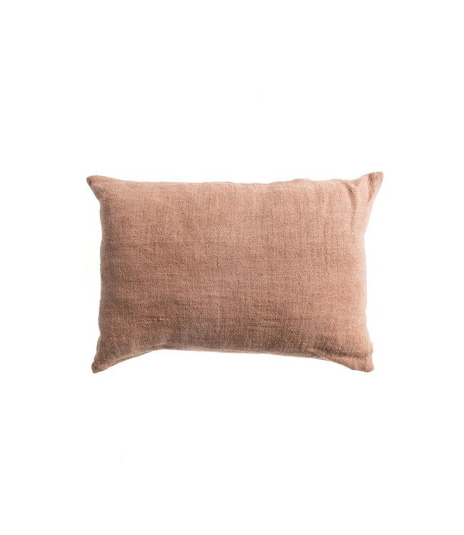 Margaux cushion - almond