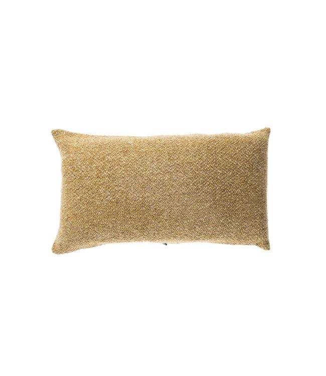 Teixidors Cushion hydra - mustard