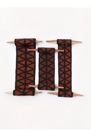 AAAA Bogolan totem - longevity - black/brown