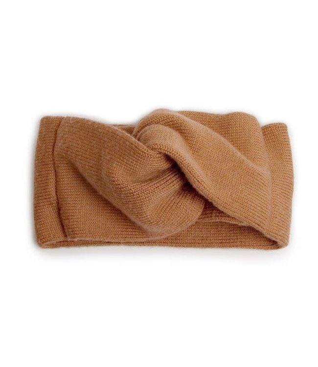 Collégien Headband - caramel au beurre salé
