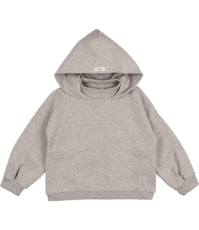Cozy hoodie sweatshirt - stone