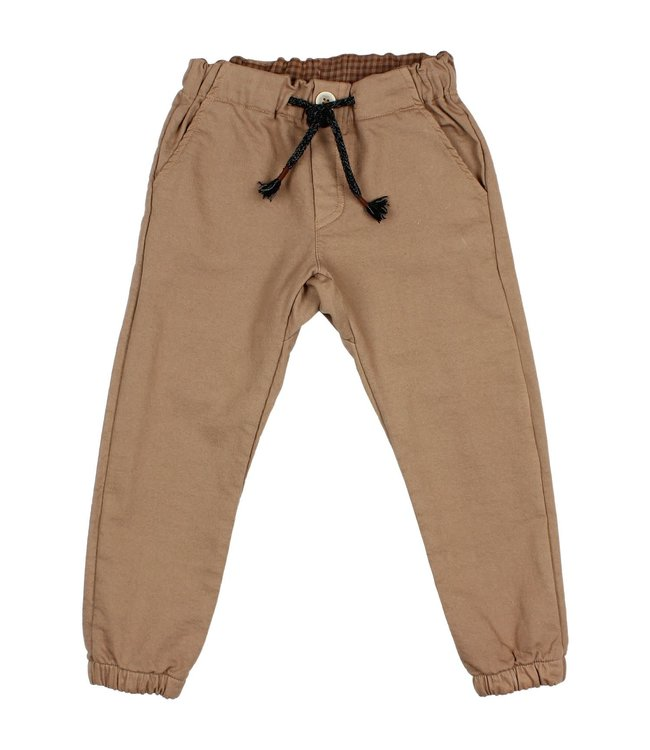 Everyday fit pants - olive