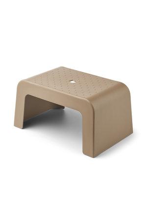 Liewood Ulla step stool - oat