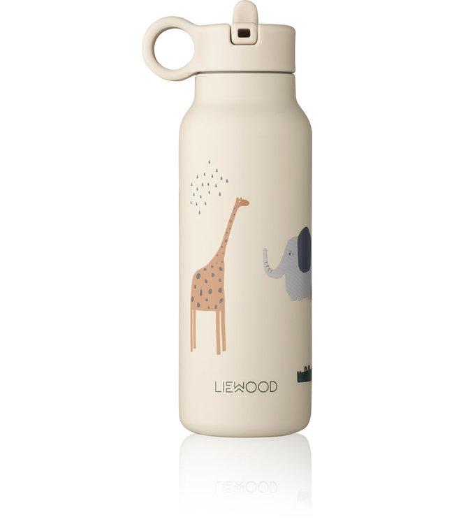 Liewood Falk water bottle - safari sandy mix