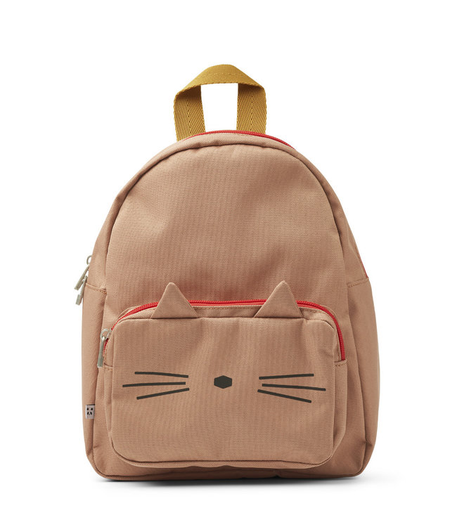 Liewood Allan backpack - cat tuscany rose