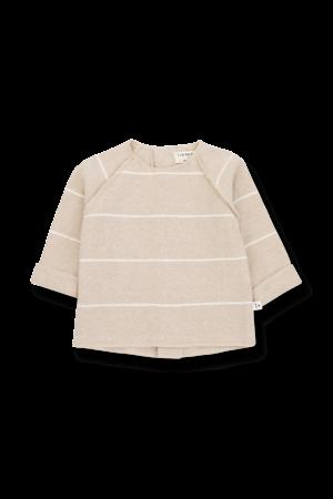 1+inthefamily Gaspard baby sweater - cream