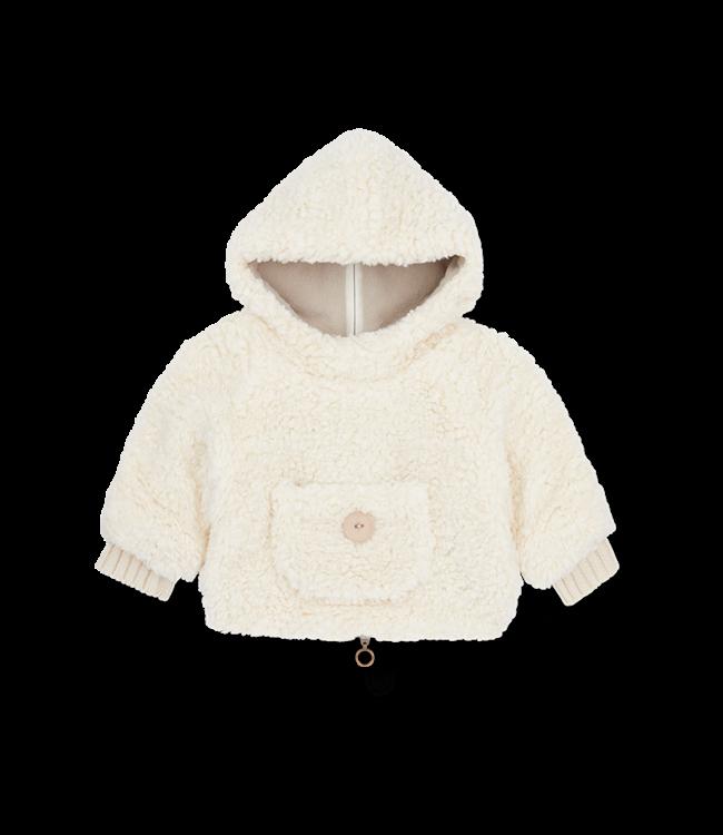 1+inthefamily Emile coat - ecru