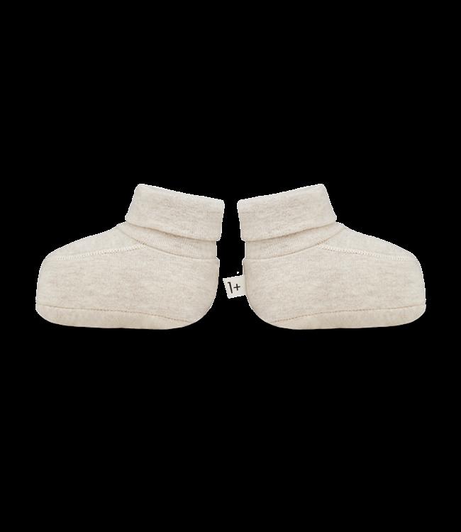 1+inthefamily Nin socks - alabaster