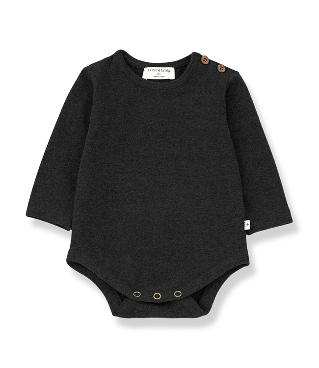 1+inthefamily Enric body - charcoal