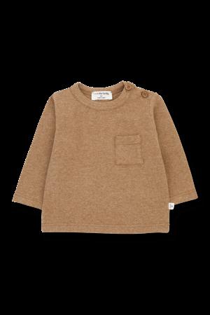 1+inthefamily Oriol t-shirt - brandy