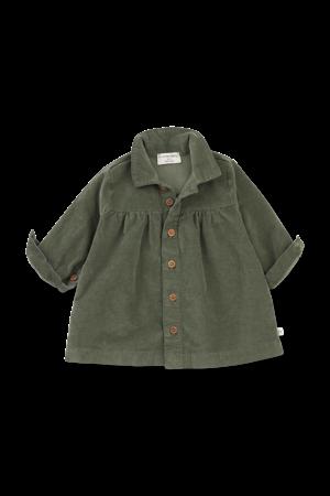 1+inthefamily Sole dress - olive