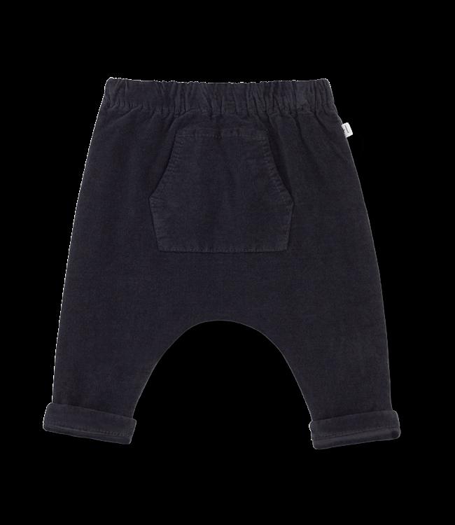 Genis baggy pants - charcoal