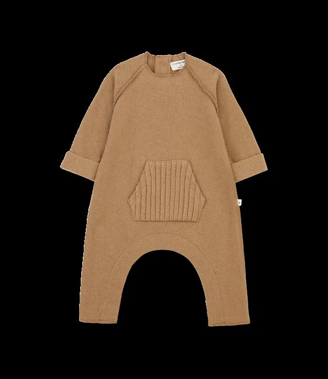 1+inthefamily Manel jumpsuit - brandy