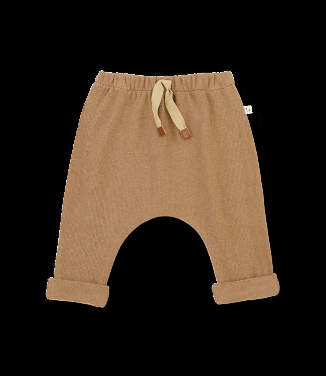 1+inthefamily Yves baby baggy pants - brandy