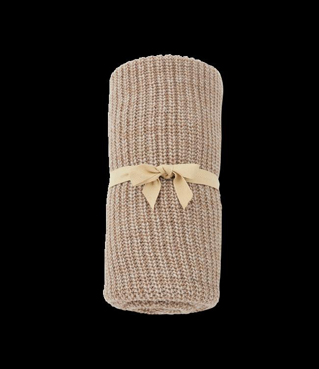 1+inthefamily Sarai baby blanket - beige