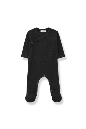 1+inthefamily Caterina jumpsuit - charcoal