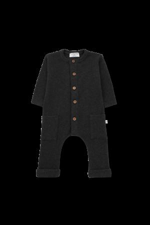 1+inthefamily Milos jumpsuit - charcoal
