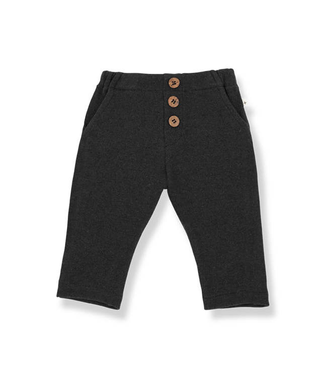 German pants - charcoal