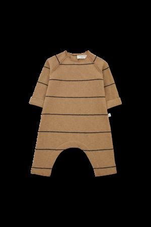 1+inthefamily Laurent baby jumpsuit - brandy