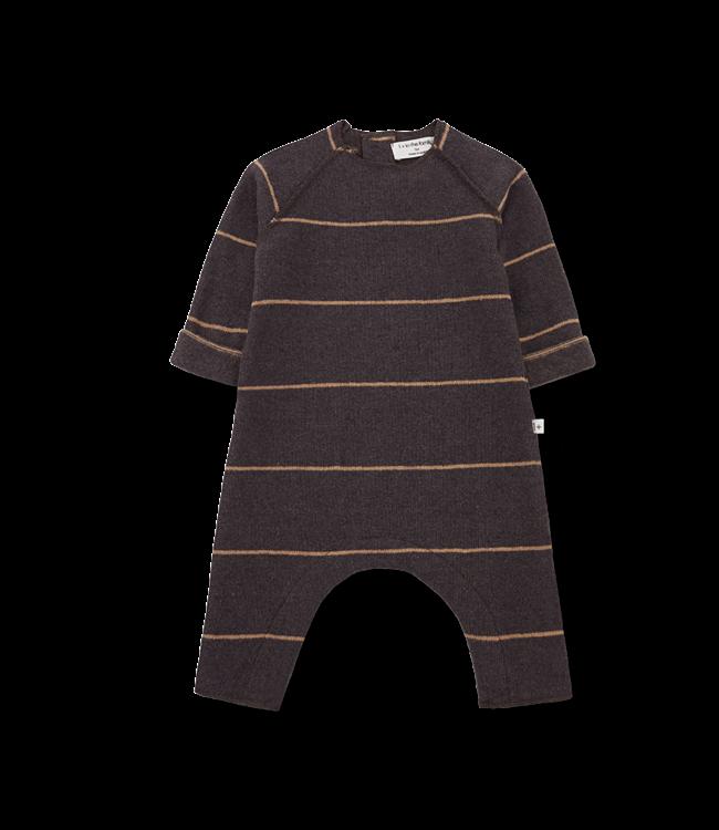 1+inthefamily Laurent baby jumpsuit - terrau