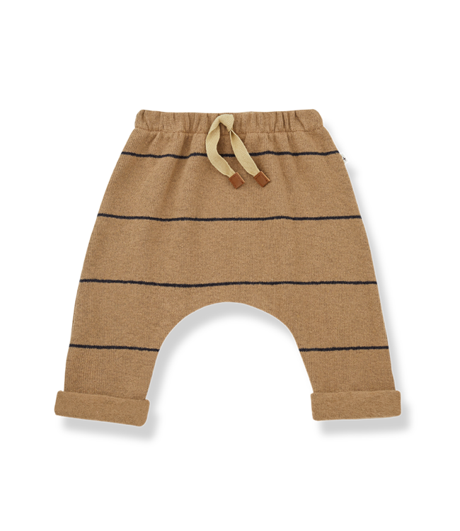 Charles baby baggy pants - brandy