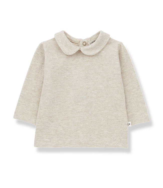 1+inthefamily Angelica blouse - alabaster