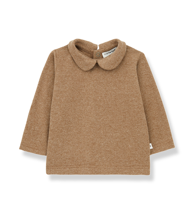 1+inthefamily Angelica blouse - brandy