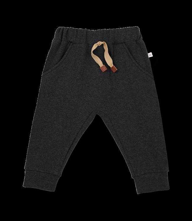 1+inthefamily Gregori pants - charcoal