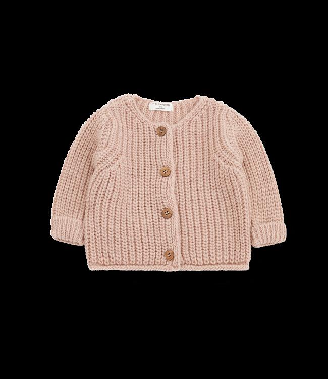 1+inthefamily Rea baby jacket - rose
