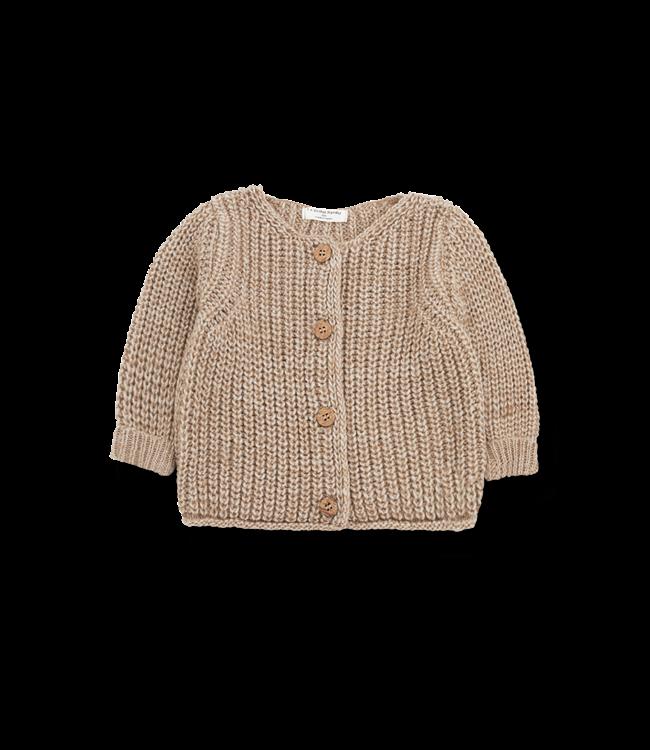 1+inthefamily Rea baby jacket - beige