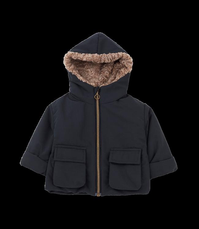 1+inthefamily Jack coat - charcoal