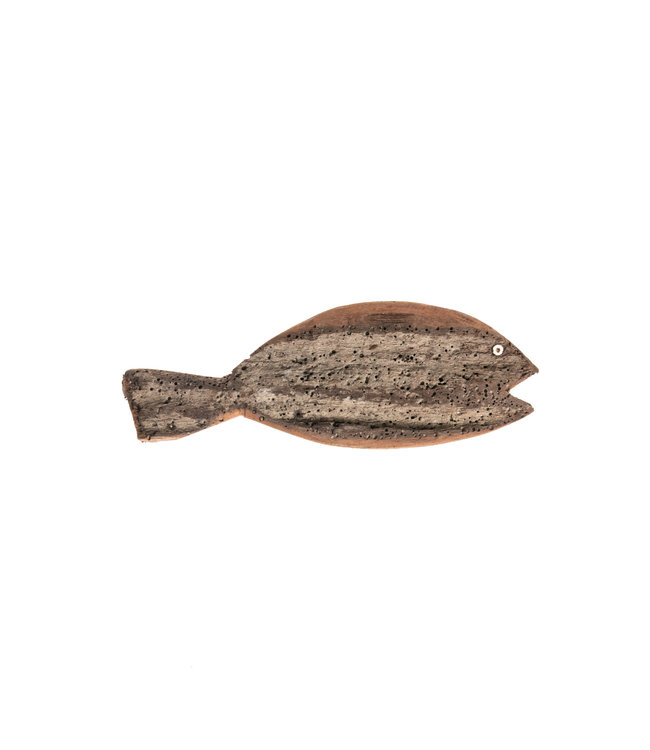 Recycled fish Lamu #134