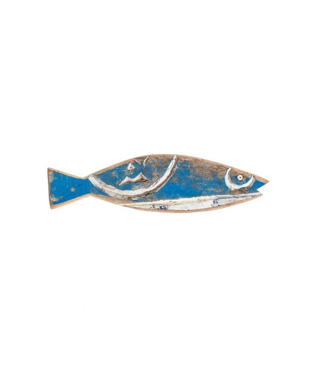 Recycled fish Lamu #138