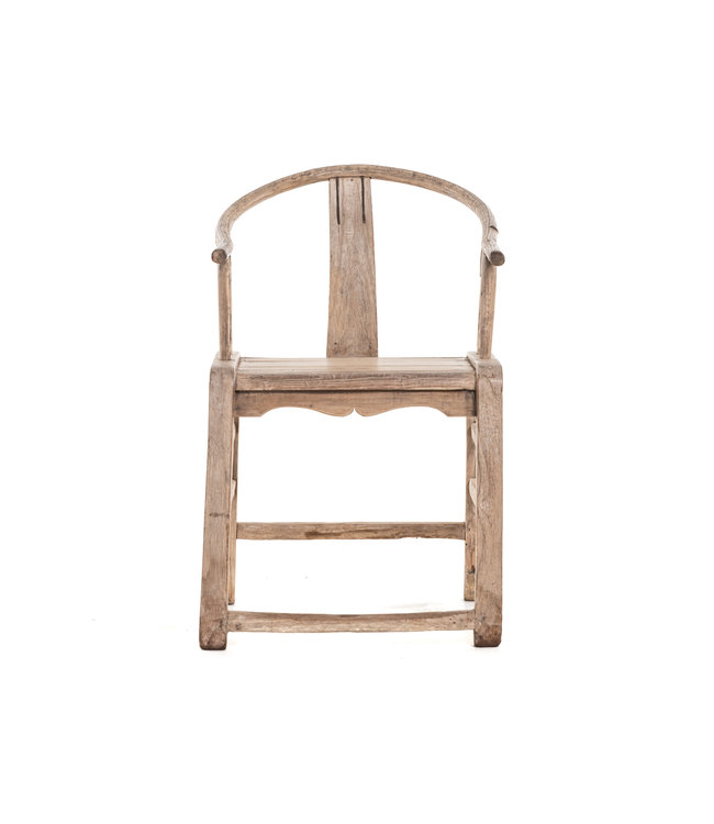 Authentieke 'horseshoe chair' - China