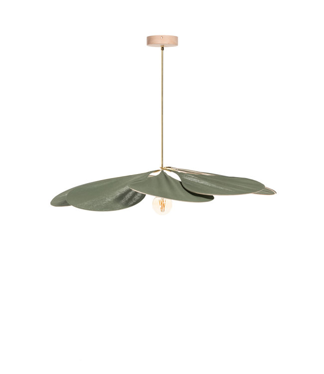 Georges Hanglamp Pale - olive sombre
