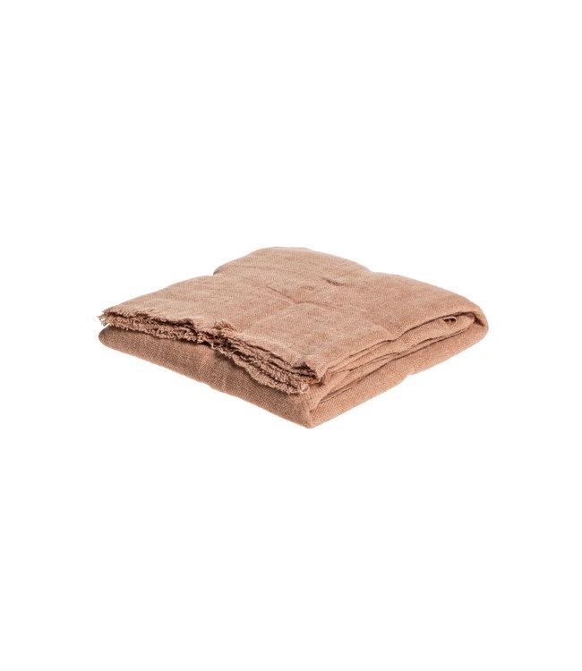 Margaux blanket - almond