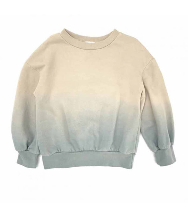 Sweater - pale blue