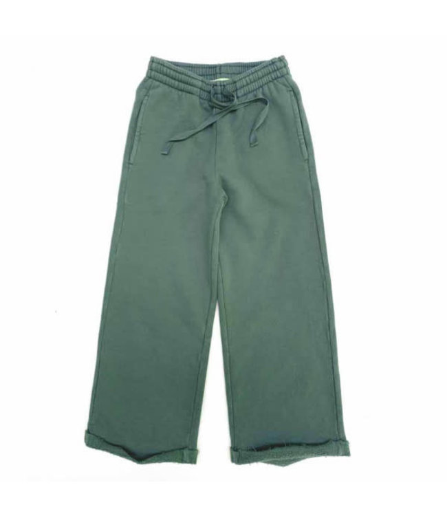 Sweatpants - darkgreen