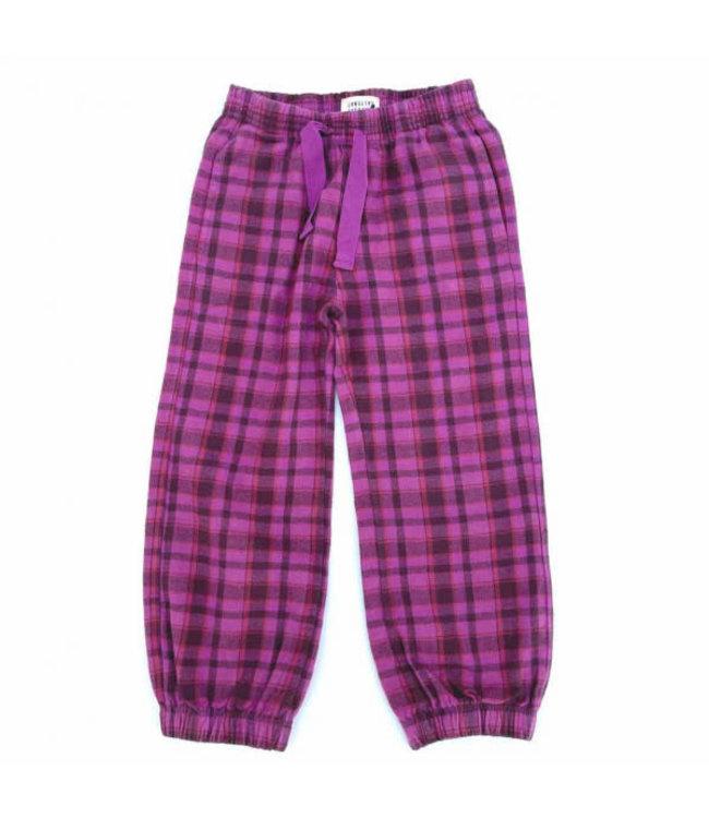 Checkpants - purple
