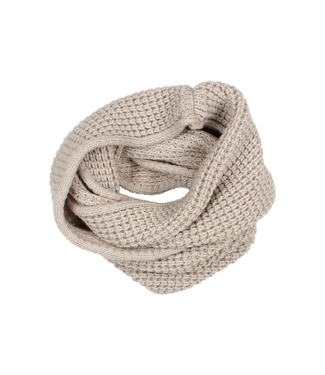 Soft knit buff - natural