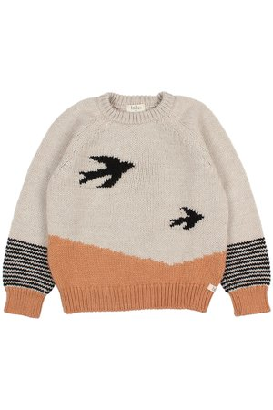 Buho Birds knit jumper - only